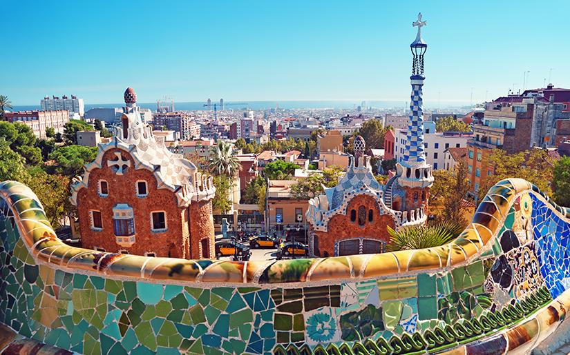 ברצלונה: בירת קטלוניה