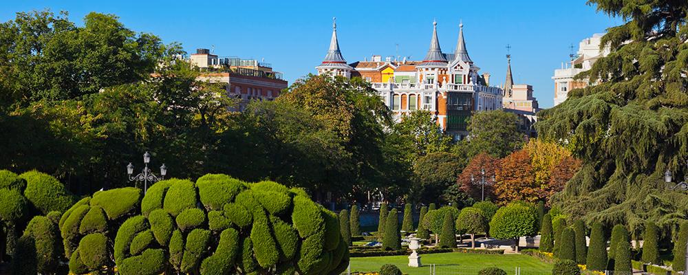 אדריכלות בספרד